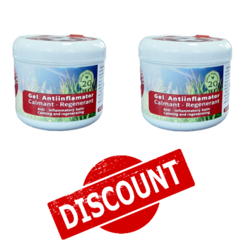 SET 2 Creme Medical Confort ELIXIR CALMANT 20 plante medicinale – reducere